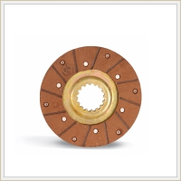 Brake disk (friction) 50-3502040-A (riveted lining)